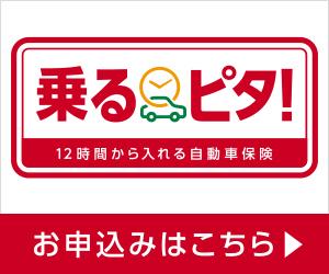 損害保険ジャパン日本興亜損保の乗るピタ